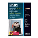 Epson 4 x 6 Premium Glossy Photo Paper - 50 Sheets (255gsm)